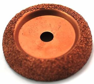 Tire Patch Buffing Wheel 2 1 2 3 8 Arbor Hole Buffer Carbide Buffing