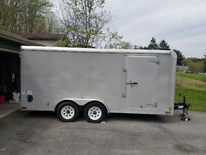 Carmate Box Trailer 7 X 16 Ft