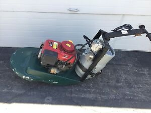 Eagle Floor Buffer Burnisher Commercial Store In door Lp Propane Honda Engine