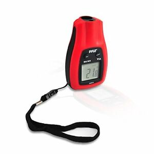Pyle Meters Pyle Mini Infrared Thermometer W Laser Pointer