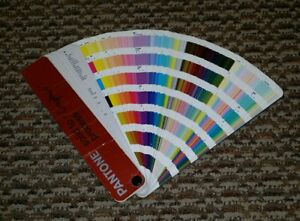 Pantone Solid To Process Color Guide