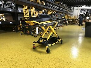 Stryker Performance Pro Xps Bariatric Ambulance Stretcher Cot Ferno 6086 6085