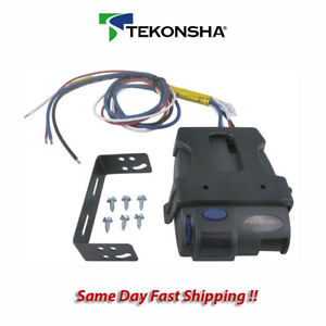Tekonsha 90160 Primus Iq Electric Trailer Brake Controller Box