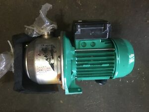 Wilo Cooling Water Pump 220v 60 Hz Mhi2027 e 220 60 2 b For Parts Only