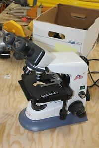 Us Micro Optical Compound Microscope Micro Iii Excellent
