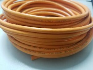 34 Belden 9463 Orange Hose 20 Awg 1 Pair Shielded 300v Twinax Cable