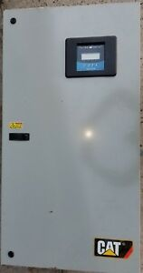 Caterpillar 250 Amp 480 277 Volt Automatic Transfer Switch