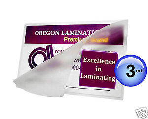 A3 Laminating Pouches 3 Mil 12 1 4 X 17 Hot 311mm X 432mm 100 By Oregonlam