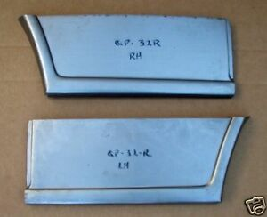 1932 Ford Roadster Rear Quarter Patch Panels