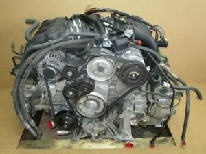 00 Boxster Rwd Porsche 986 Complete Engine 2 7 Motor M96 22 M96 22 235 646