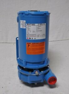 Goulds Water Technology 2bf12034 2hp Centrifugal Pump 208 230 460vac