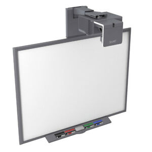 66 Sb660 Interactive Smart Board And Short Throw Uf75 Hdmi Projector Warranty