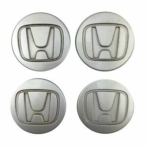 Oem Set Of 4 Honda Accord Civic Element 2003 2010 44732 sjc a500 Center Caps