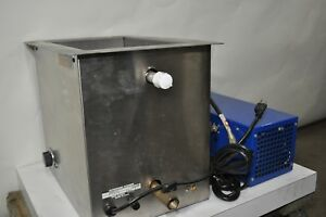 Sonix Iv Industrial Ultrasonic Cleaner Tank And Generator Work Great Reduced