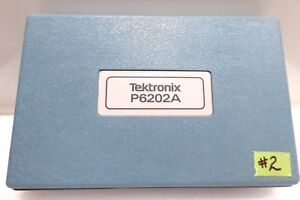 Tektronix P6202a Active Fet Probe With Case And Accessories