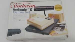 Sunbeam Freightmaster 150 Freight Shipping Scale Movable Display Rs232 Port