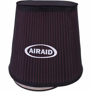 Airaid 799 472 Air Filter Wrap Cover Pre Filter Water Resistant Cone Shape