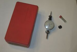 Brown And Sharpe Interapid Dial Indicator 312 b Excellent Condition