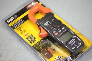 brand New Klein Tools 600a Ac Auto ranging Digital Clamp Meter cl700