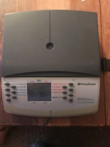 Pitney bowes Integra N300 2 Lb Postage Shipping Scale Calculator