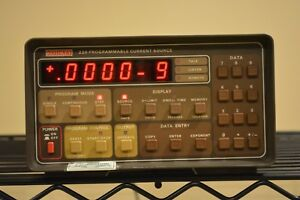 Keithley 220 Programmable Current Source max 101ma 105v Gpib