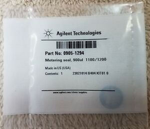 Agilent 1200 1100 Hplc 900 l Metering Seal 0905 1294 Genuine Sealed