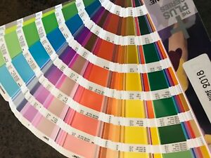 Pantone Formula Guide Coated And Uncoated The Plus Series Books