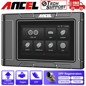 Foxwell Nt520 Pro For Mercedes Benz Diagnostic Scanner Tool Airbag Code Reader