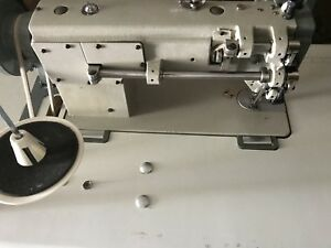 Used Yamata Gc5318 Single Needle Walking Foot Sewing Machine