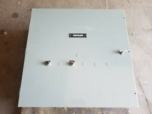 225 Amp Kohler Automatic Transfer Panel