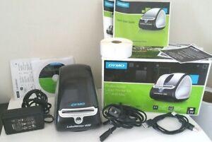 Dymo Labelwriter 450 Thermal Label Printer Full Set Excellent Condition