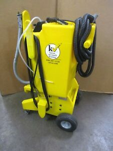 Kaivac No Touch Cleaning System Kv120 1200 Series 120 Volt 13 5 Amps