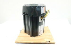 New Emerson E192 182t 1745rpm 3hp 208 230 460v ac Electric Motor