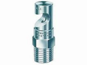 1 4klc ss9 Teejet Stainless Steel Boomless Flat Spray Projection Nozzle