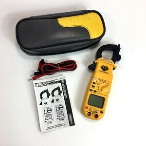 Uei Pro Dl379 G2 Phoenix Digital Clamp Multi Meter Kit Tester W Case Tested