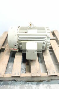 Ge 5ks256se205d11 Energy Saver Ac Electric Motor 256t 1770rpm 3ph 20hp