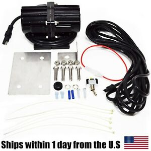 Salt Spreader V Box Vibrator Kit 200 Lb Western Snow Ex Trynex Meyer Buyers