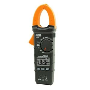 Klein Tools 400amp Ac Auto Ranging Digital Clamp Meter Electrical Voltage Tester