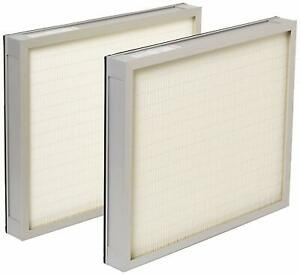 Bluedri Scrubber Stage 2 Hepa Filter 2 Pack For Commercial Air Scrubbers