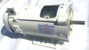 New Cdpwd3445 1 Hp 1750 Rpm New Baldor Dc Electric Motor Free Fast Shipping