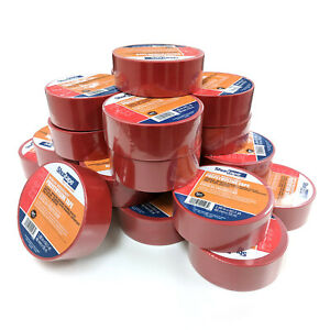 Shurtape 104067 Pe 333 Non uv resistant 2 Stucco Tape Red 60 Yards Case Of 24