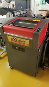 Rapidfire Clich Maker Digital to plate Laser Clich