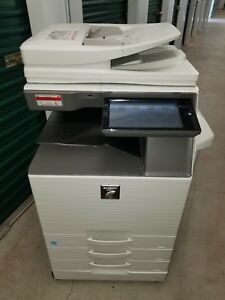 Sharp Mx 3050n Digital Full Color Multifunctional Laser Copier System New