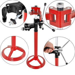 Auto 20 Hand Operate Strut Coil Spring Press Compressor Equipment Red