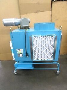 Nippon Denso 30hu 39000btu Spot Cool Cooler Portable Ac Unit 220v 3ph R 22 1