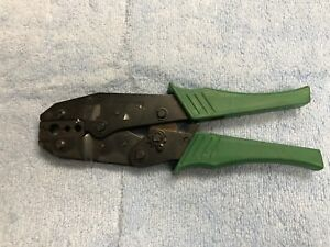 Greenlee 45505 Non insulated Terminal Tool And Splice Die Set Crimper