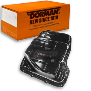 Dorman Transmission Oil Pan For Jeep Liberty 2002 2003 3 7l V6 Automatic A Uo