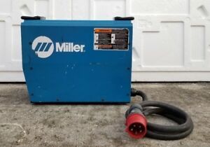 Miller Invision 352 Mpa machine Only