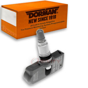 Dorman Tpms Programmable Sensor For Honda Ridgeline 2013 2014 Tire Vo