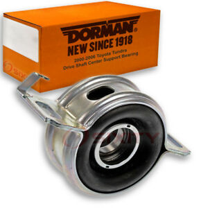 Dorman Drive Shaft Center Support Bearing For Toyota Tundra 2000 2006 Wd